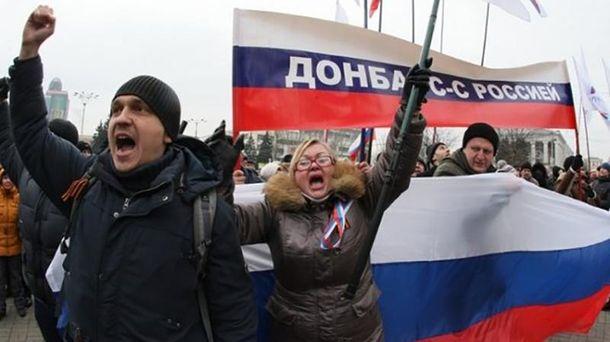 Так звані активісти у Авдіївці заявили, що не розуміють української мови