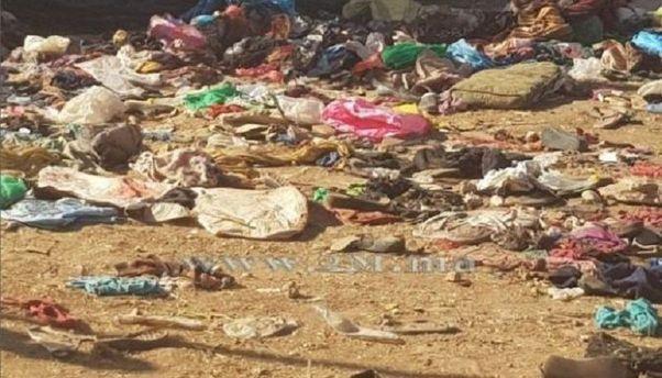 Ужас в Марокко