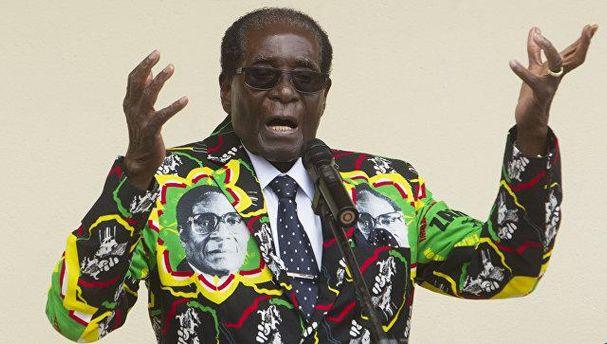 Переворот у Зімбабве: президент Мугабе відмовився залишати посаду