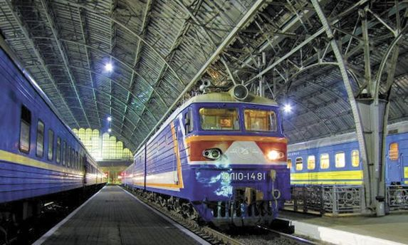 «Укрзалізниця» вирішила продавати усвоїх потягах книги