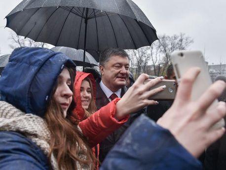 Порошенко: Украина планирует подписать соглашение о«безвизе» еще снесколькими странами