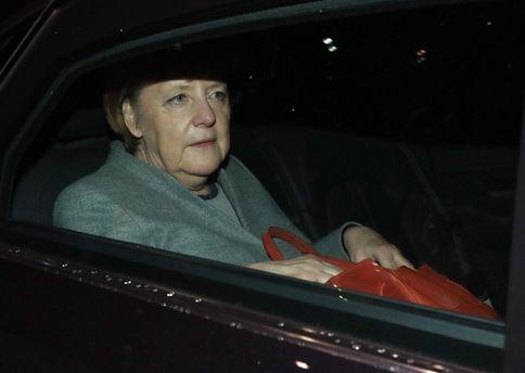 Меркель предпочла новые выборы формированию руководства  меньшинства