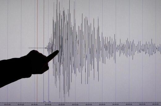УТихому океані стався сильний землетрус