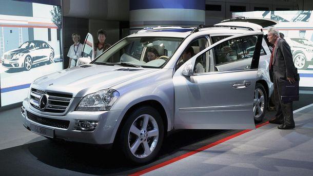 Порошенко пропонує Раді дозволити нульове розмитнення вживаних авто для окремої категорії осіб