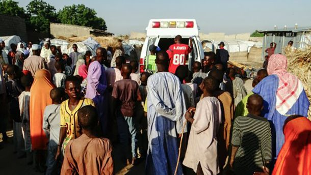 Вмечети погибло поменьшей мере 50 человек— Теракт вНигерии