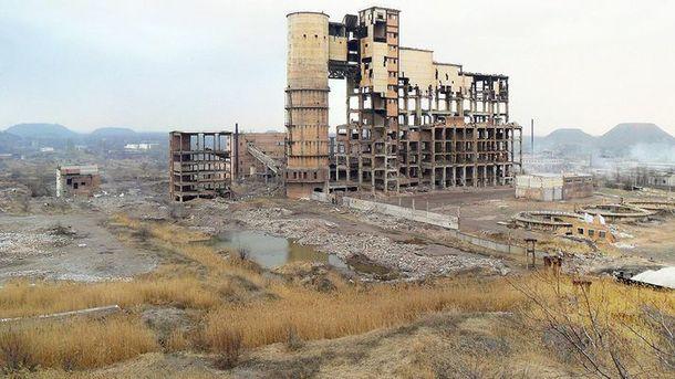 Донбас стоїть на межі екологічного лиха