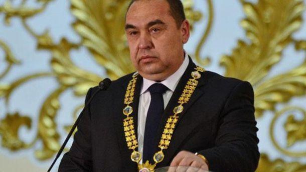 Плотницький звільнив так званого голову «МВС ЛНР» Корнета