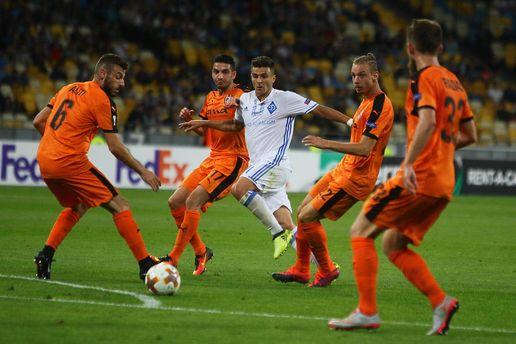 Хацкевич: Завдання максимум— перше місце вгрупі Ліги Європи