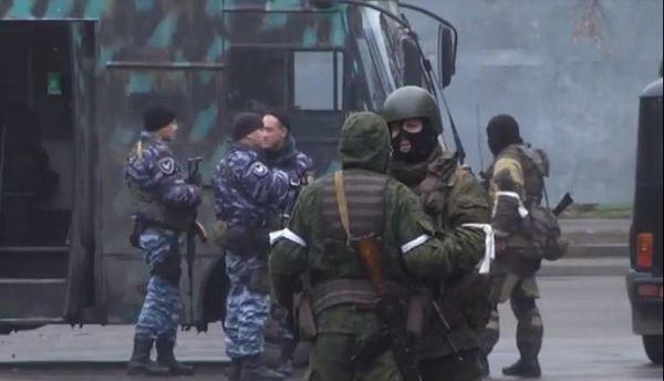 Ситуція в Луганську – відголосок розборок у Москві