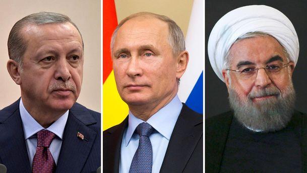 Историческая встреча повопросу Сирии пройдет вСочи
