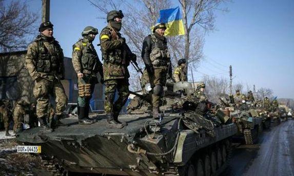 Штаб АТО: ВСУ улучшили тактические позиции вЛуганской области