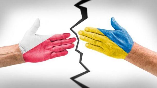 ВПольше опровергли договоренность с Украинским государством поповоду монументов УПА