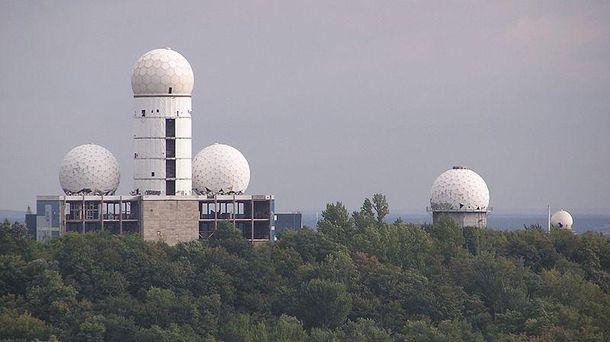 Дания построит вышку радиоперехвата для того, чтобы следить заРоссией