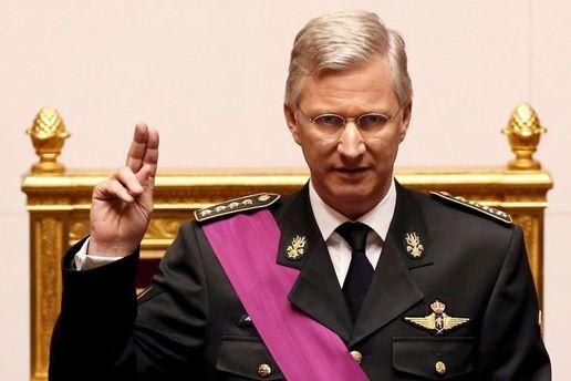 Порошенко: Бельгійський король таємно був уКиєві під час Революції награніті