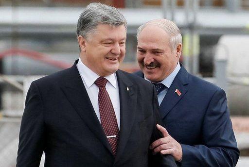 Лукашенко: Україна порушила домовленість нерозголошувати випадок зШаройком