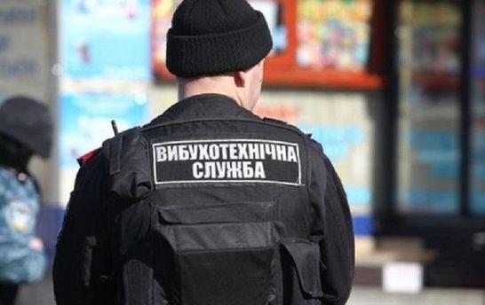 Міжнародний аеропорт «Київ» евакуюють через повідомлення про мінування