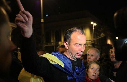 УНовоград-Волинському затримали екс-бійця АТО: з'явилося відео