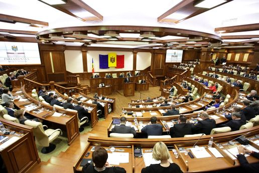 Парламент Молдовы отказался посылать депутатов на совещание в столицу