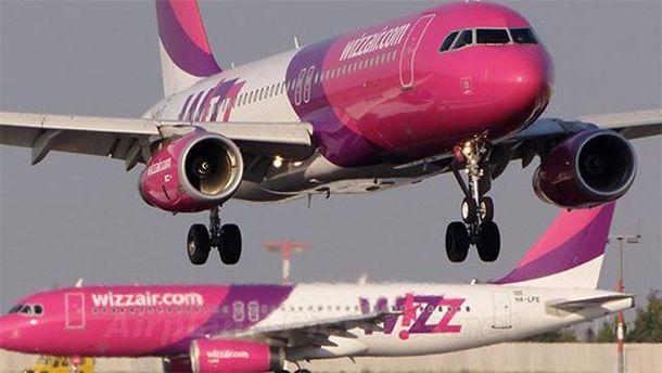 Лоукостер Wizz Air оголосив про відновлення польотів доХаркова у2018 році