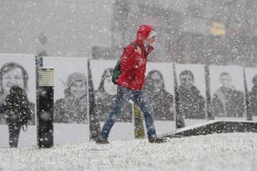 Погода на 28 листопада: в Україні вируватиме антициклон