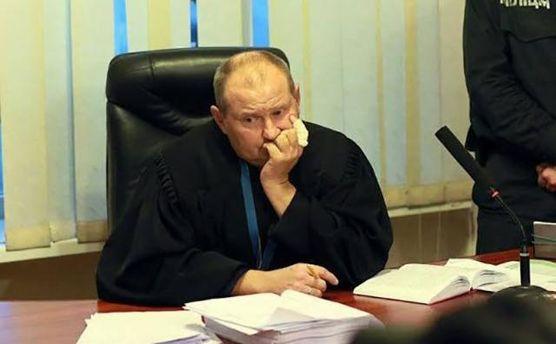 ВСП сократил судью Днепровского райсуда Киева Чауса