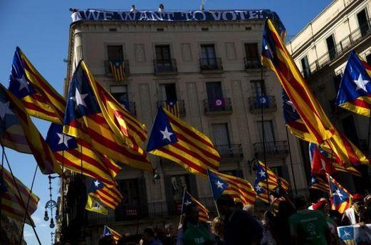Арестованные политики признали власть Мадрида— Независимость Каталонии