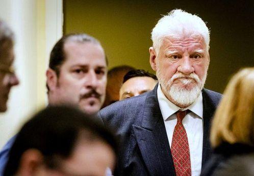 Хорватський генерал випив уГаазі смертельні хімікати— прокурор