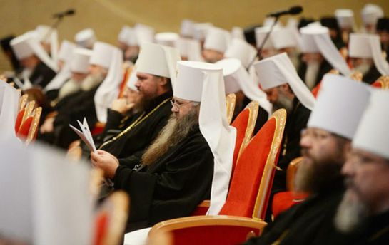 РПЦ всвоем уставе уточнила статус УПЦ МП— Управляется из украинской столицы