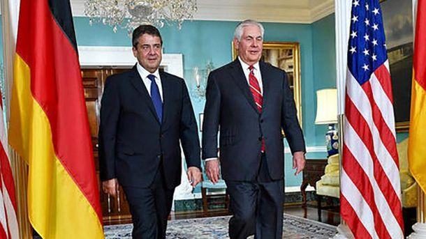 Германия иСША обсудили ввод миротворцев ООН вДонбасс