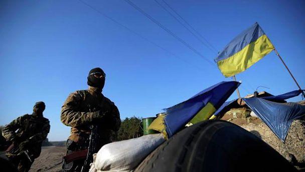 Штаб АТО: Підрозділи ЗСУ покращили тактичне положення наДонбасі