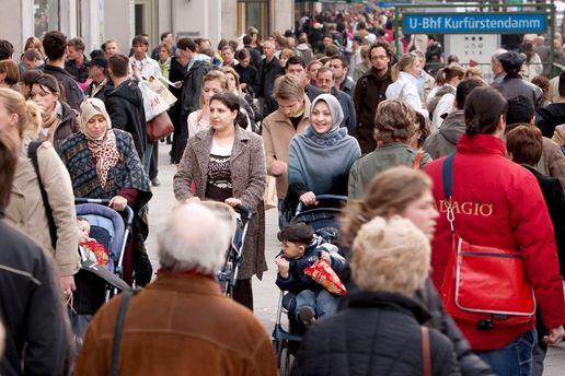 Исследование: Доля мусульман вевропейских странах вырастет к 2050-ому вдвое