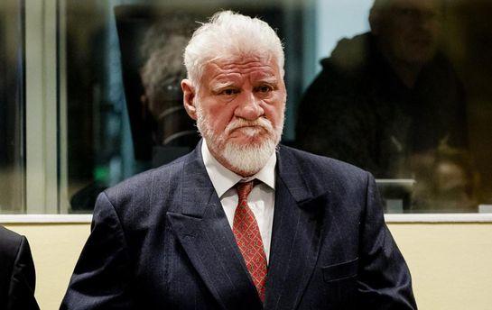 Засуджений хорватський генерал отруївся ціанідом калію— прокуратура