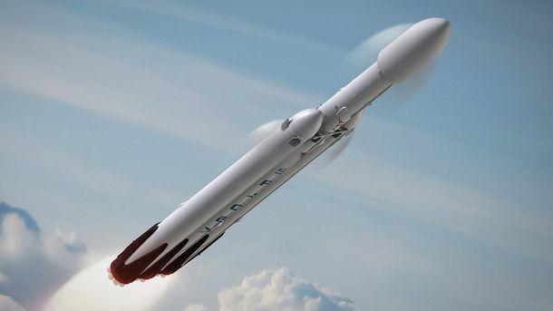 Илон Маск анонсировал 1-ый запуск ракеты тяжелого класса Falcon Heavy