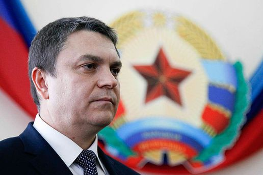 Новый главарь «ЛНР» признался, что сотрудничал сСурковым