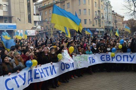 Не було б Майдану – ми б жили в