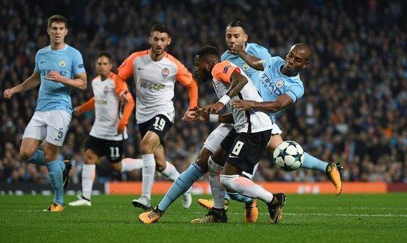 Где смотреть «Шахтер»— «Манчестер Сити»: расписание трансляций матча Лиги чемпионов