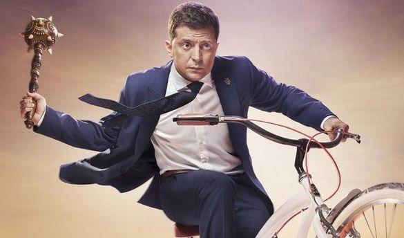 Відомий шоумен Дурнєв дотепно потролив партію Зеленського