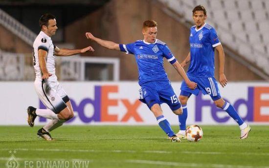 Динамо – Партизан: де дивитися онлайн матч Ліги Європи