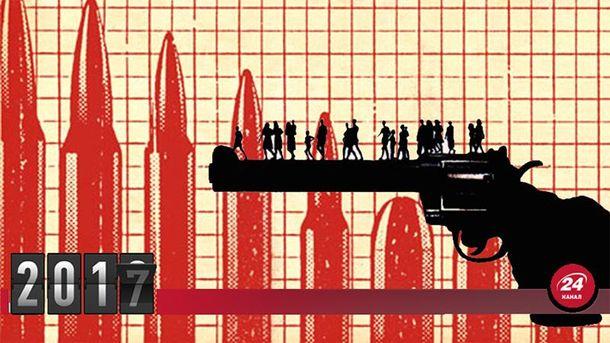Найжорстокіші теракти, які сколихнули світ у 2017 році