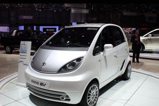 Начал продаваться самый дешевый электромобиль