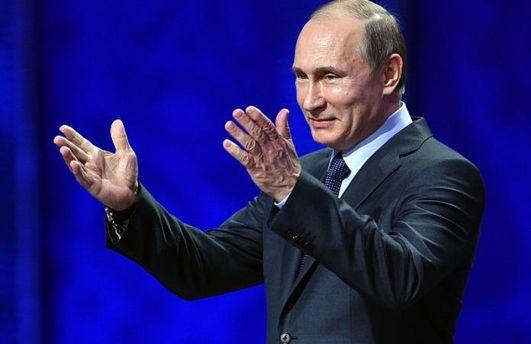 Путін оголосив про участь у президентських виборах 2018