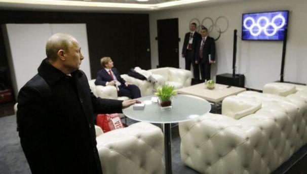 Олимпиада-2018: Путин немногословно отреагировал на отстранение России