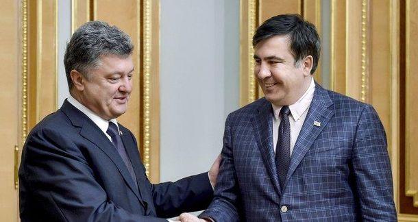 Эксперт рассказал об уникальности ситуации с Саакашвили для Порошенко