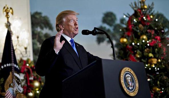 Трамп офіційно визнав столицею Ізраїлю Єрусалим