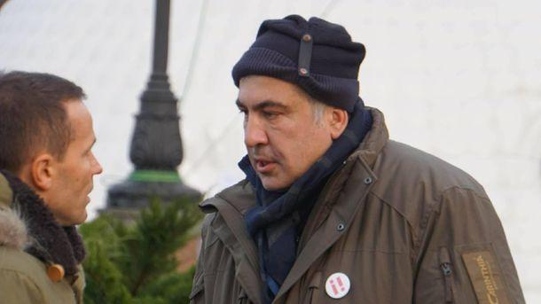 Мы создадим здесь Сечь, – Саакашвили объявил свои дальнейшие действия под Радой