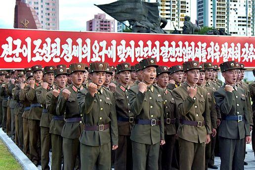 Треба готуватися до війни на Корейському півострові: заява КНДР