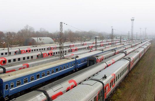 В РФ назвали дату, коли перші потяги підуть в обхід України