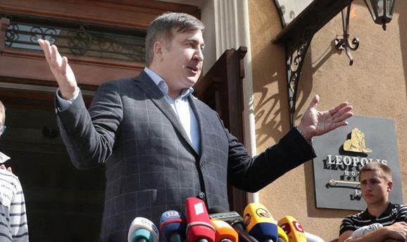 Доля Саакашвілі в Україні: стало відомо, яку роль для політика бачать на Заході