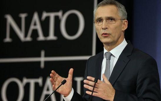 Генсек НАТО зробив несподівану заяву щодо контактів з Росією