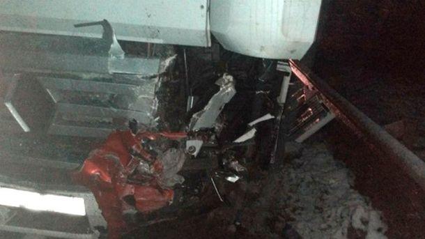 Сім'я іноземців потрапила в аварію на Житомирщині: є загиблі
